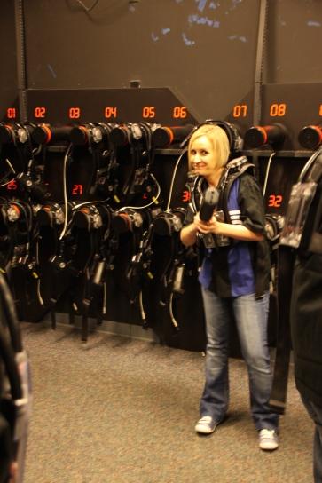 Amann Girrbach America - Teambuilding - Laser Tag Charlotte NCAmann Girrbach America - Teambuilding - Laser Tag Charlotte NC Saskia Dietrich